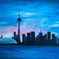 Safari Bar &amp Grill Ajax - Painting Night August 16th