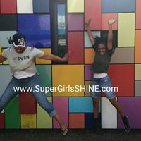 SUPERGirls SHINE Foundation