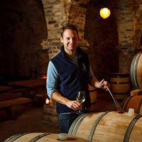 Wine tasting with Tamas Kovacs winemaker of St Donat winery
