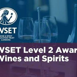 WSET Level 2 - Award in Wines & Spirits