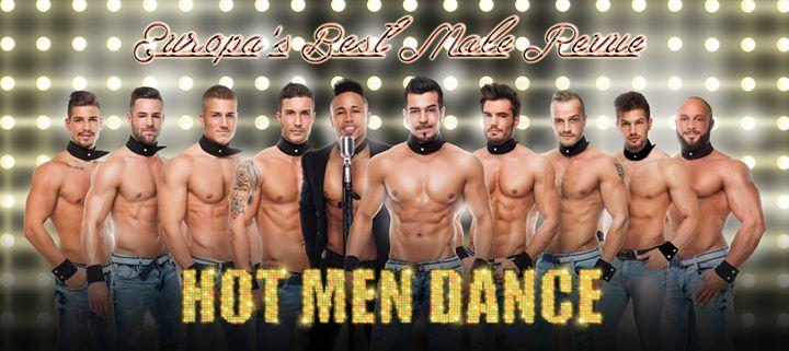 Hot Men Dance - Nnap Szolnok