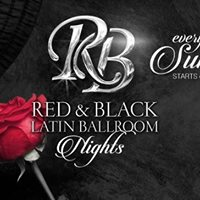 Red &amp Black Latin Nights at Rohas - (Chatzigianni Mexi 6.Athens