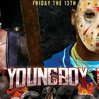 NBA Youngboy LIVE at Southside Music Hall