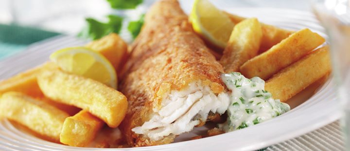 Best places for Fish & Chips in Dubai