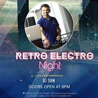 Retro Electro Night