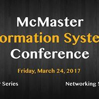 McMaster Information Systems Conference
