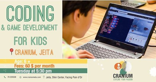 Coding & Game Development For Kids