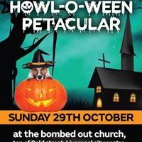 Howl-o-ween dog fun day &amp doggy parade to Brew Dog