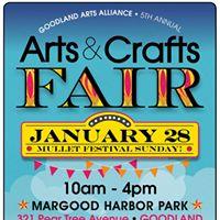 Goodland Arts Alliance Members Arts &amp Crafts Fair