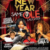 CGYLO New Year Same Ole Laughter