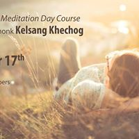 Overcoming Anxiety &amp Fear with Kelsang Khechog