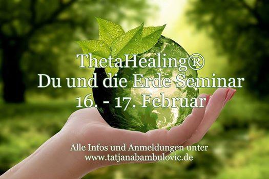 ThetaHealing Du Und Die Erde Seminar