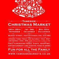 Tameside Christmas Market