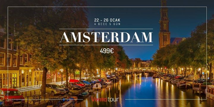 Beklenen Amsterdam Turu