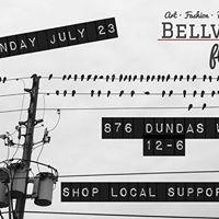Bellwoods Flea - Summer Series