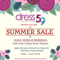 Dress 59 Summer Sale