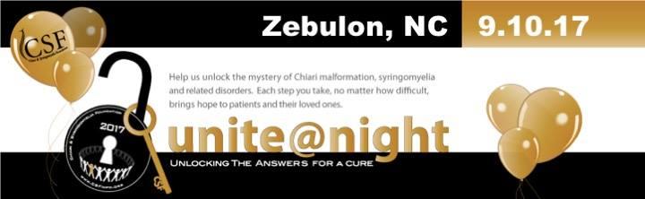 CSF Zebulon NC unitenight walk