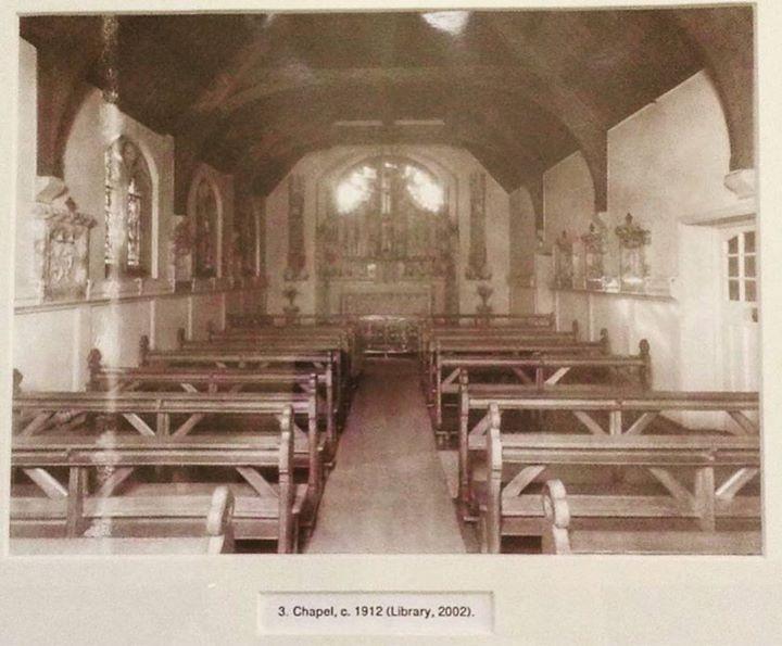 Linacre College Catholic Mass