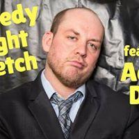 Comedy Night at Fetch wAdam Degi