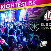 Life by Sponsor Electric Run