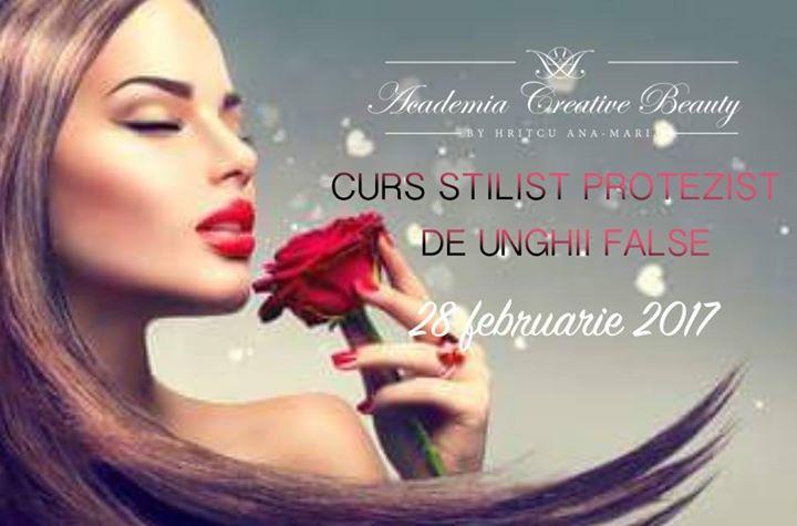 Curs Stilist Protezist De Unghii False At Academia Creative Beauty