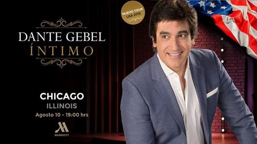 Dante Gebel ntimo en Chicago Illinois