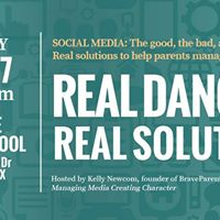 Real Dangers Real Solutions for Social Media