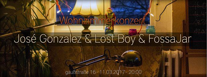 Wohnzimmerkonzert Jos Gonzalez Lost Boy Fossajar At Gaussstrasse 16 38106 Braunschweig Deutschland