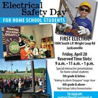 Electrical Safety Day for Home School Students