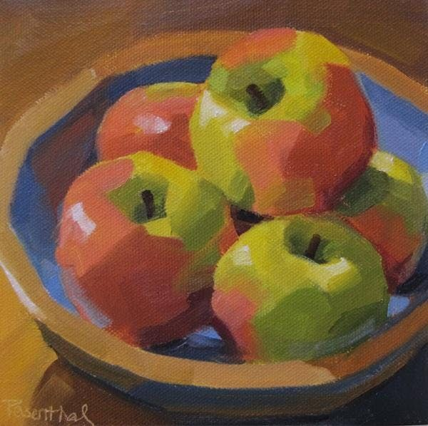 Oil Painting with Robin Rosenthal