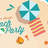 Beach Party at Spencer House