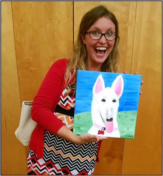 Paint Your Pet - FUNdraiser for HSHV (in Michigan)