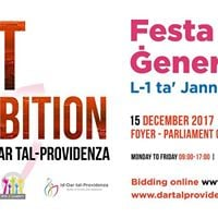 Art exhibition in aid of Dar tal-Providenza