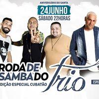 Roda de Samba do Trio - Edio Especial Cubato