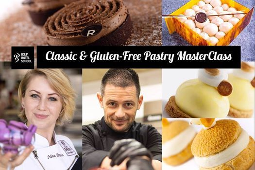 MasterClass Classic Gluten Free & Lactose Free Pastry