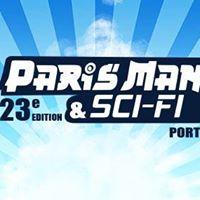 Paris Manga &amp Sci-Fi Show 23e Edition
