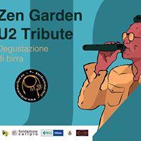 Zen Garden U2 Tribute in Teatro