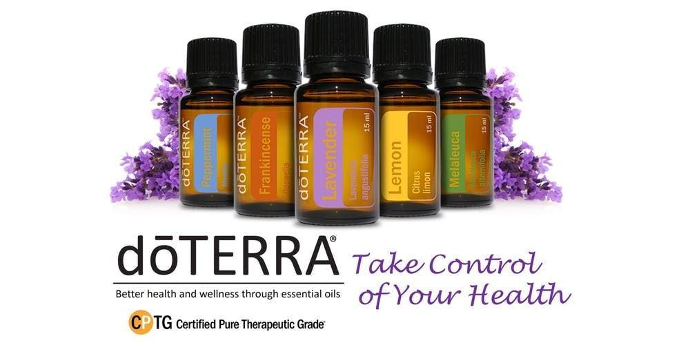 Wellness Event with DoTERRA Essential Oils in the Westlodge Hotel Bantry
