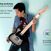 Songwriting workshop - RC Late Nights