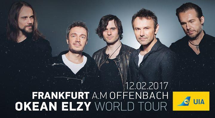 Okean Elzy World Tour