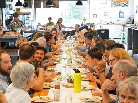 Community Potluck  Fundraise for young artists that were robbed