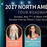 North America Tour - East Syracuse. NY