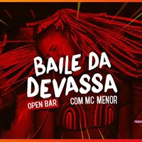 Freaks  Baile Da Devassa Com Mc Menor ( OPEN BAR )