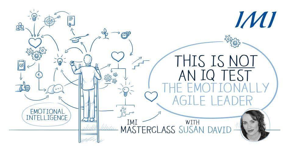 IMI Masterclass Susan David Dublin