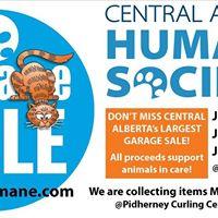 CAHumane Garage Sale for Shelter