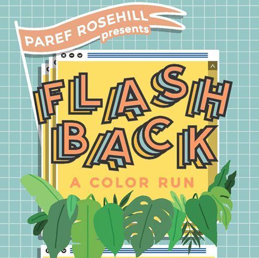 Flashback Color Run 2019