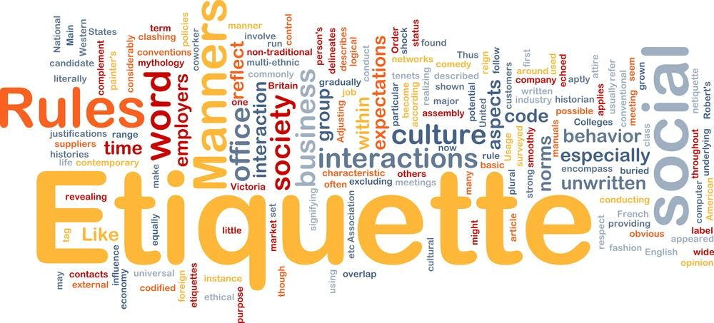 7th Annual Table Social Digital Etiquette Workshop At Crowne
