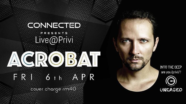 Connected presents Acrobat