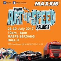 6th Annual Art of Speed Malaysia