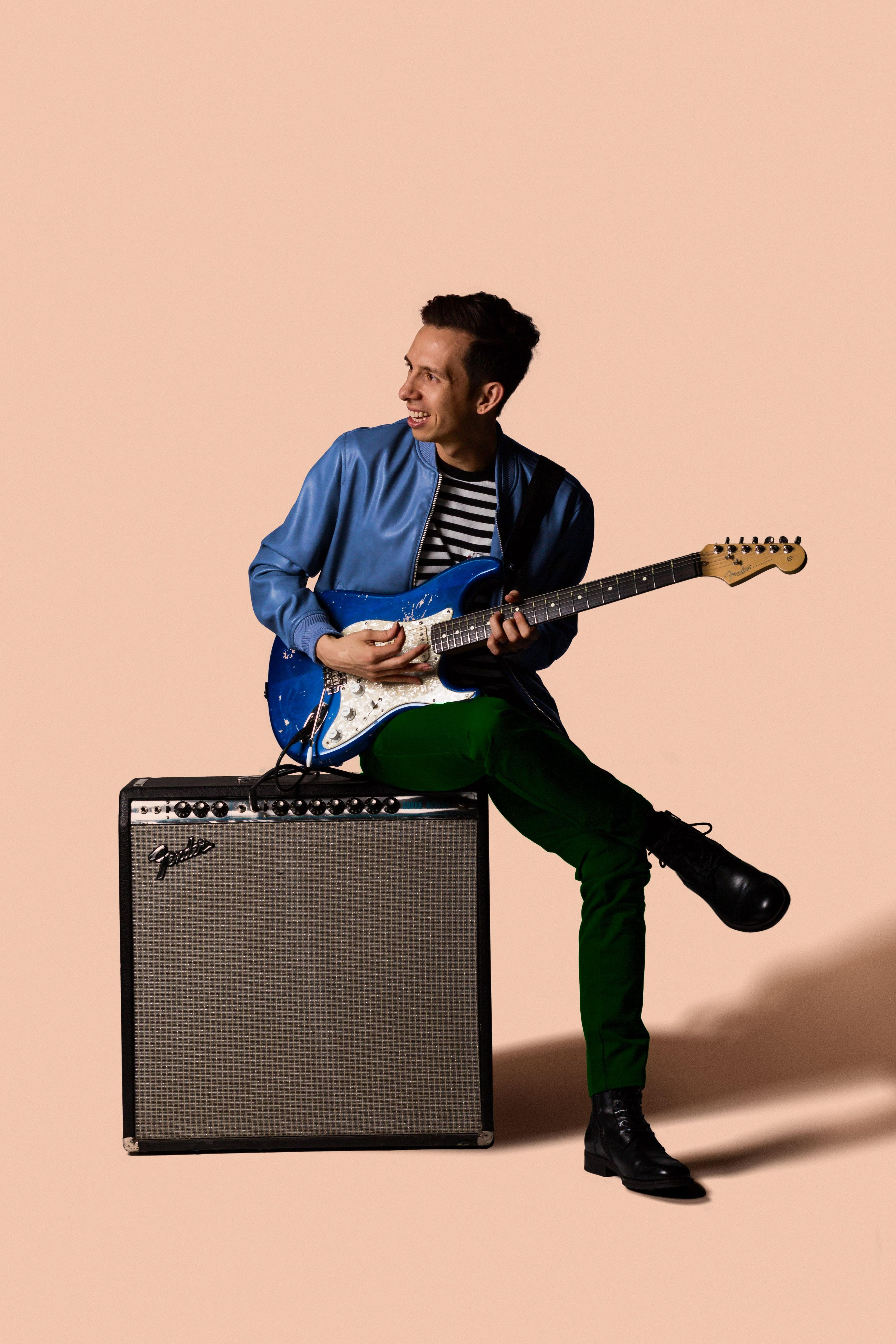 Cory Wong (of Vulfpeck) w Emily Browning